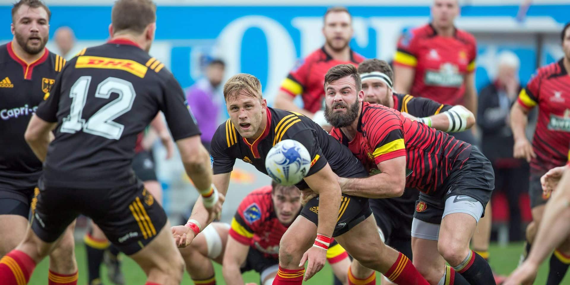 Il n'y aura plus de rugby en Belgique avant 2021