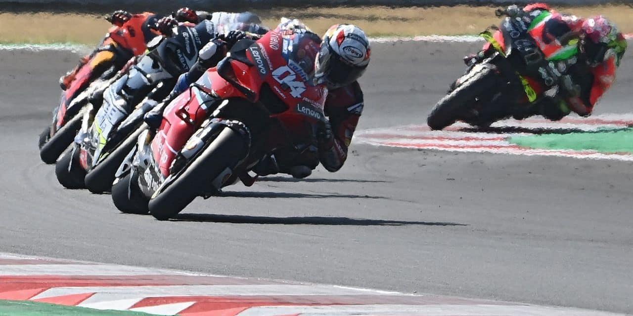 Une saison Moto GP plus indécise que jamais