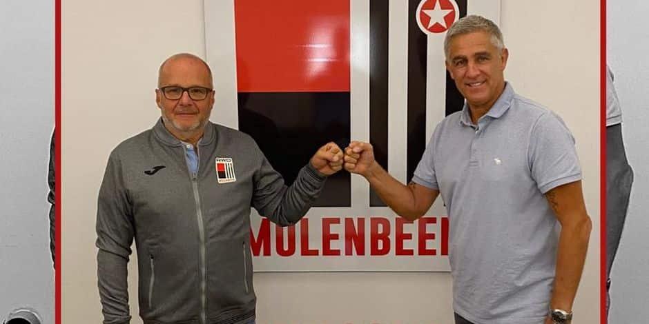 Après 20 ans passés à Anderlecht, Daniel Renders rejoint le RWDM