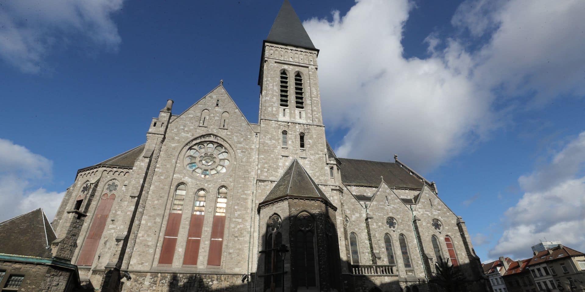 Une église à Anderlecht sera transformée en infrastructure culturelle et sportive
