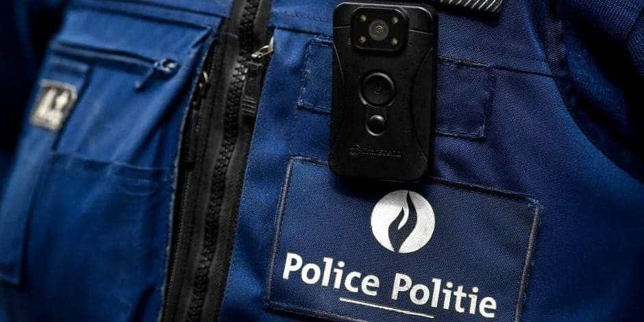 Bruxelles-Nord sera la prochaine zone de police bruxelloise à tester les bodycams