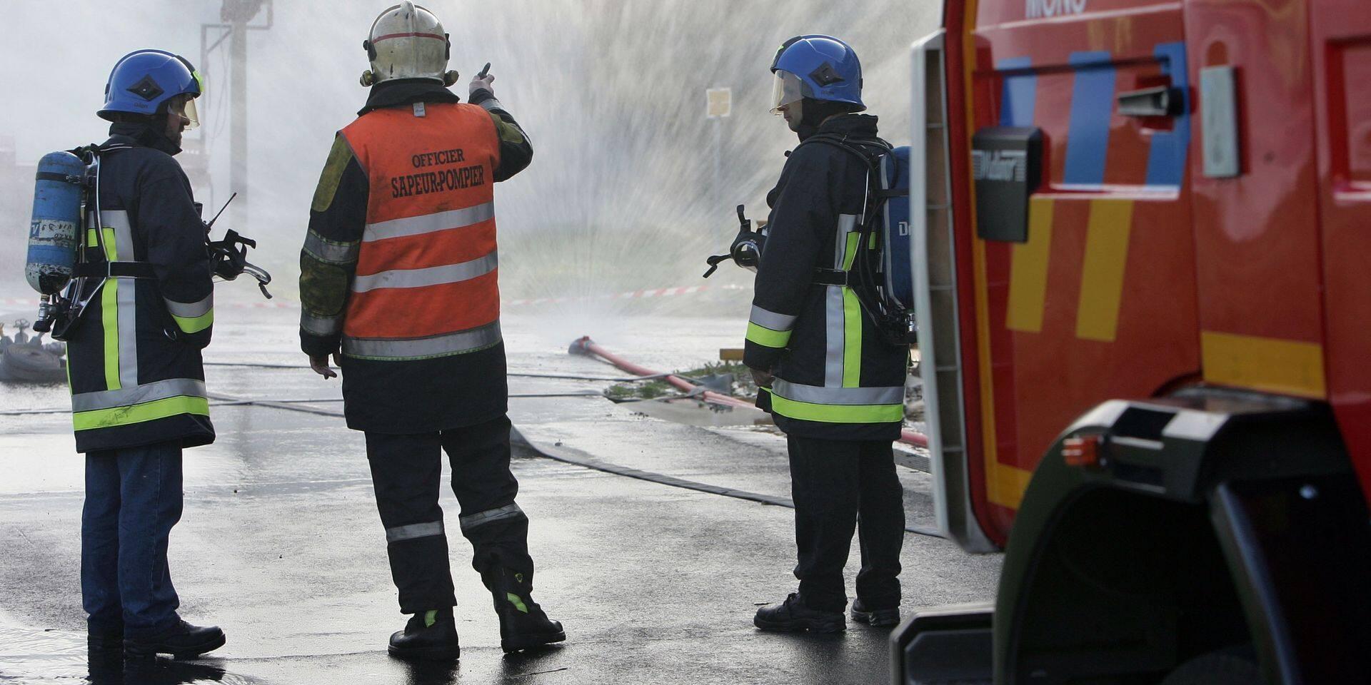 La sécurité des entreprises Seveso de Saint-Ghislain testée lors d'un exercice grandeur nature