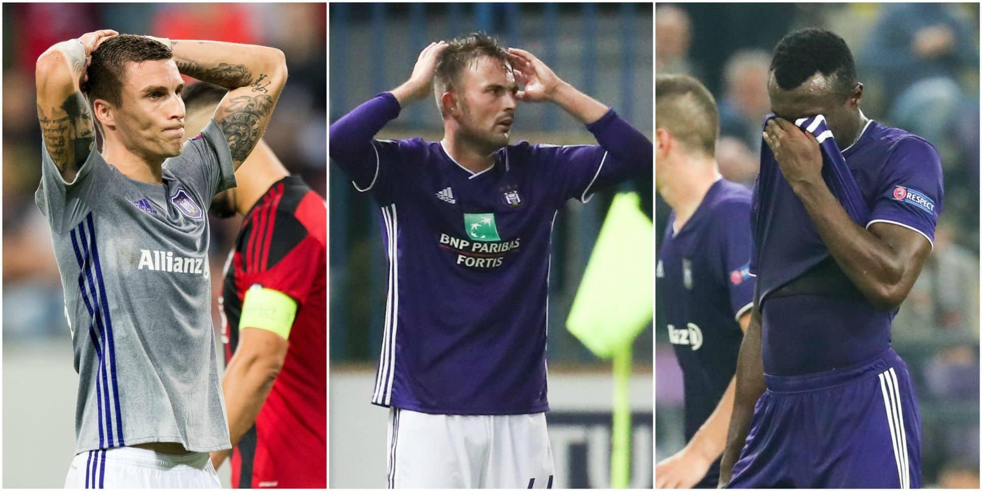 Anderlecht cherche deux nouveaux défenseurs