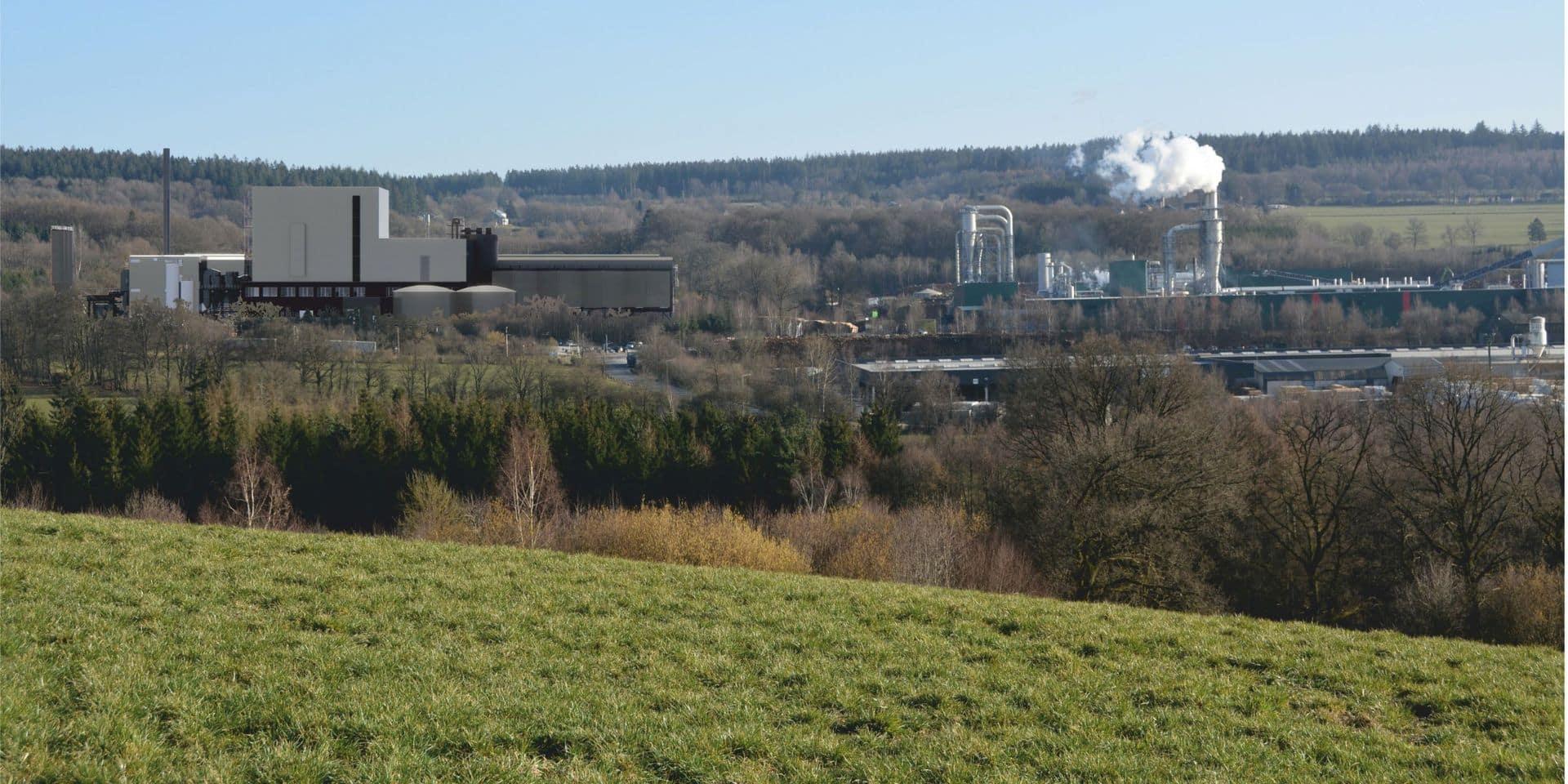 Vielsalm : le projet de centrale de cogénération inquiète