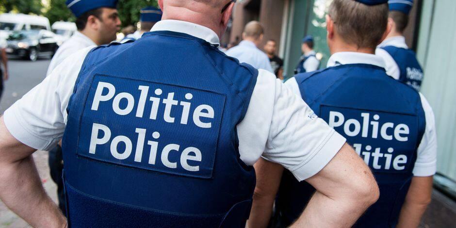 Semaine agitée à la police de Charleroi