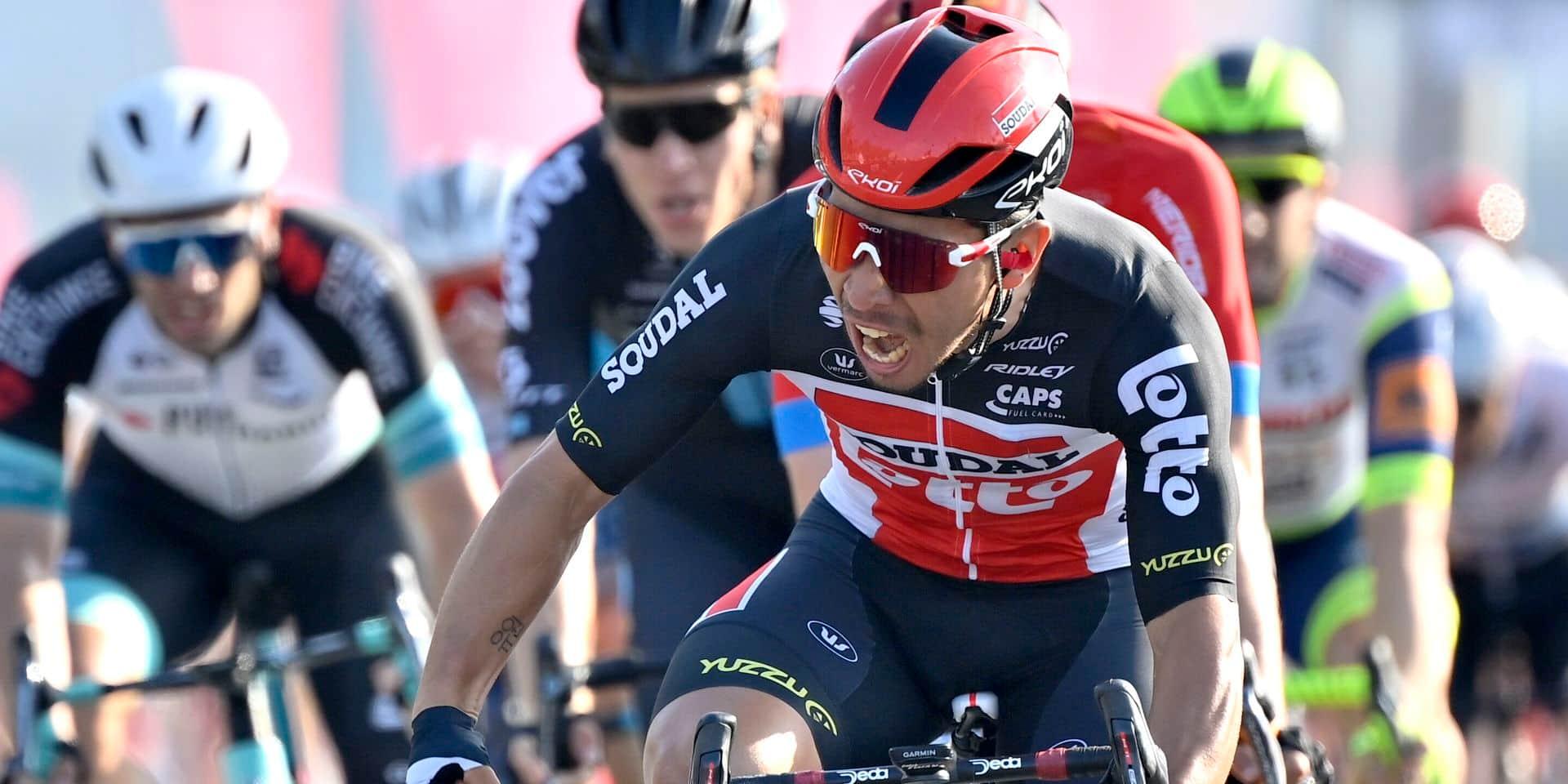 """Caleb Ewan veut gagner une étape sur les trois grands tours cette saison : """"Au Giro, le niveau des sprinteurs est très élevé"""""""