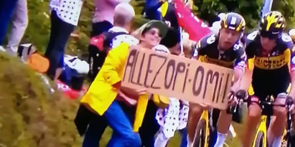 Tour de France : deux chutes collectives incroyables perturbent tout le peloton (VIDEO)