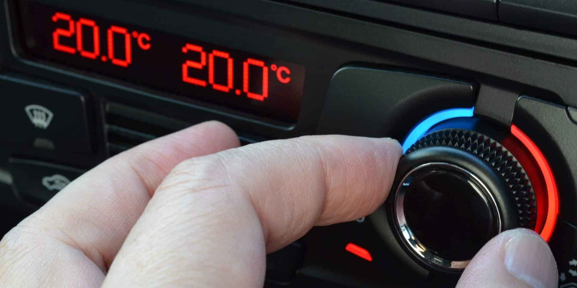 Vague de chaleur : 5 conseils pour bien utiliser l'airco en voiture
