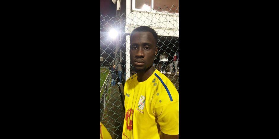 Demba Seck découvre le football belge en D3 amateurs à Huy