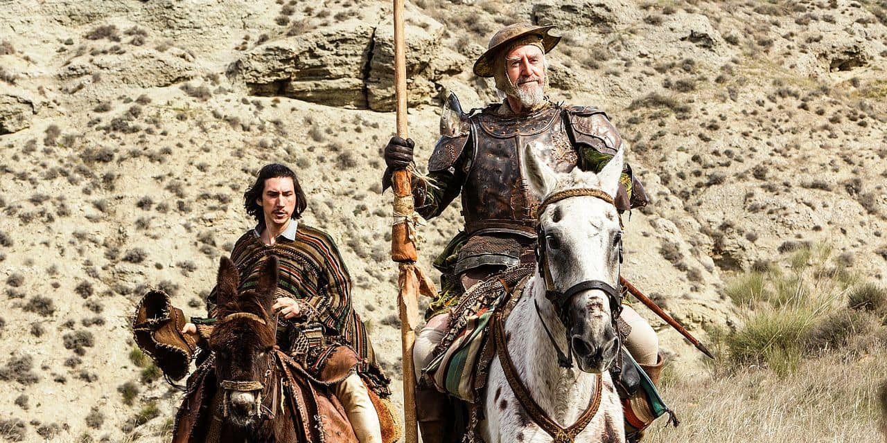 The Man Who Killed Don Quixote (2018) - filmstill