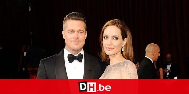 March 2, 2014 Hollywood, Ca. Brad Pitt and Angelina Jolie 86th Academy Awards held at the Dolby Theatre ©Chase Rollins 2014/AFF-USA.com Reporters / All Access
