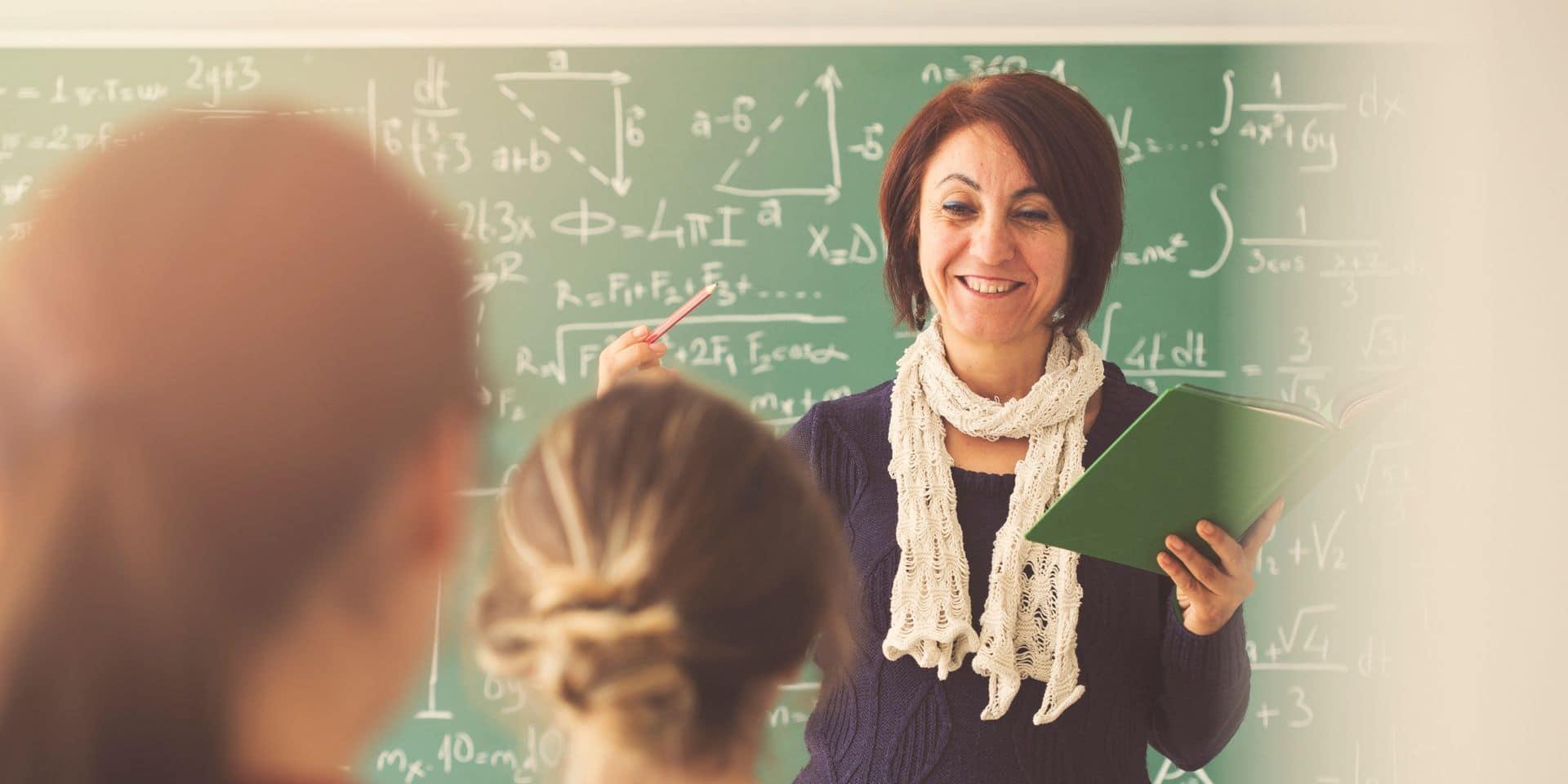 La moitié des professeurs ne vérifient pas ou peu les devoirs de leurs élèves