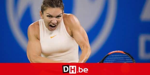 La N.1 mondiale Simona Halep souffre d'une hernie discale — Tennis