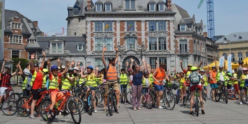 Namur : la commune reçoit 1.700.000 euros de subsides dans le cadre de Wallonie Cyclable