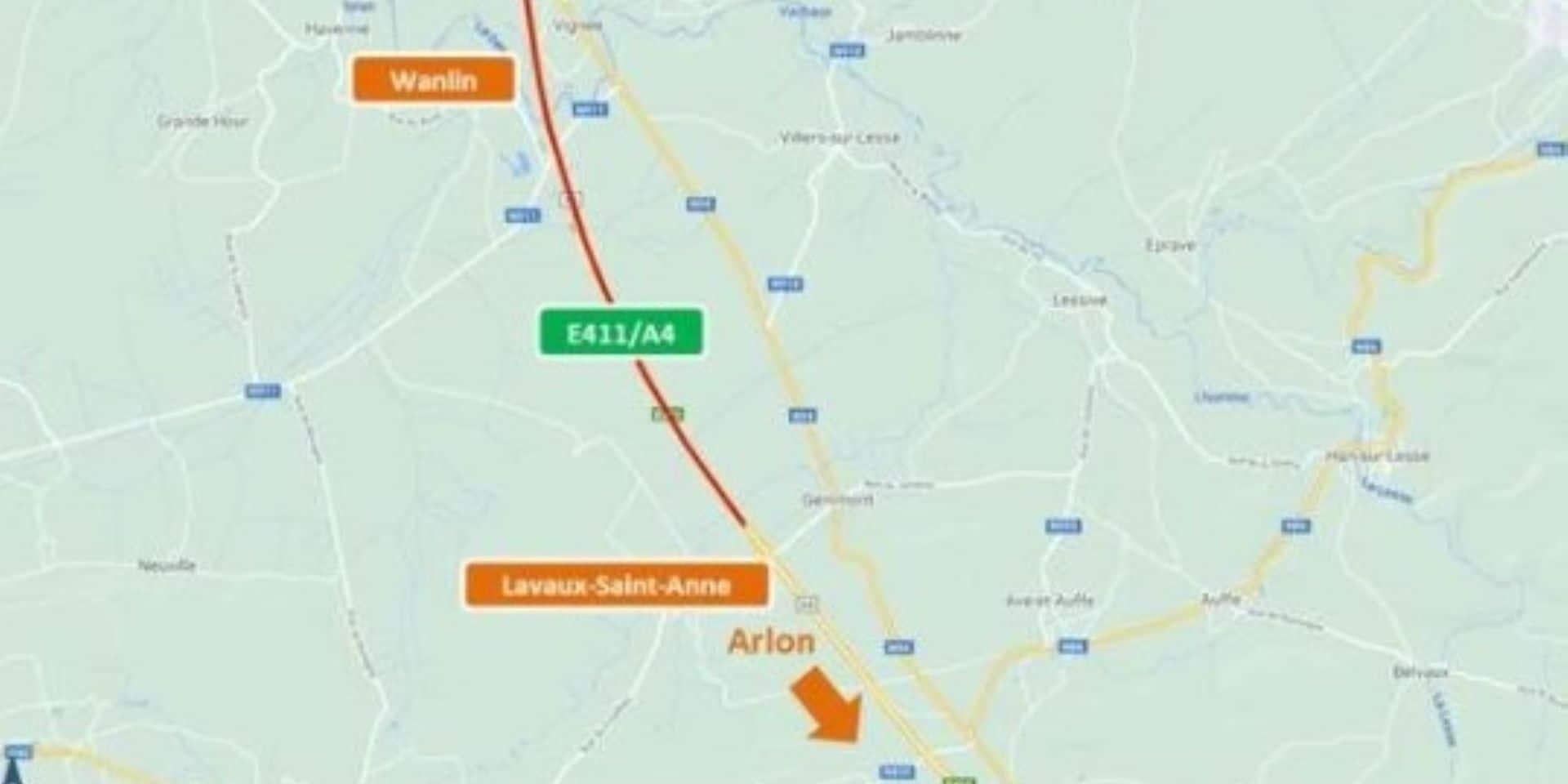 Autoroute E 411 : lancement d'un chantier de réhabilitation vers Arlon