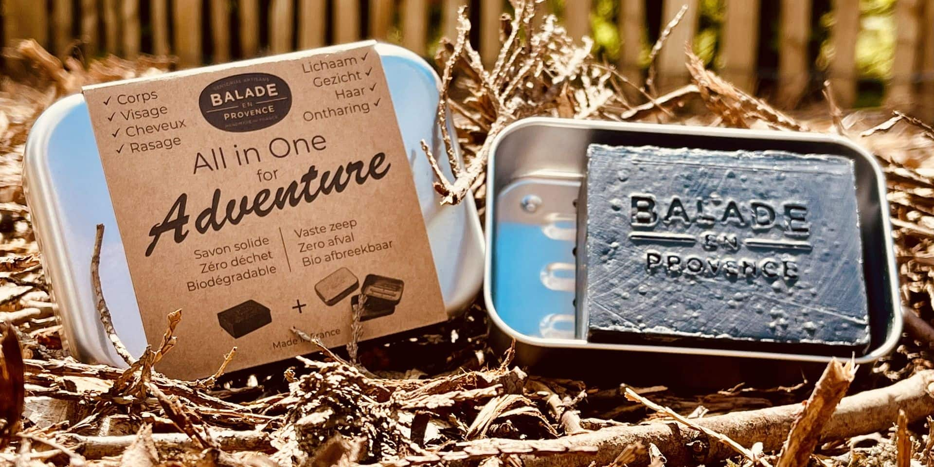 Concours: remportez le kit All in One for Adventure !