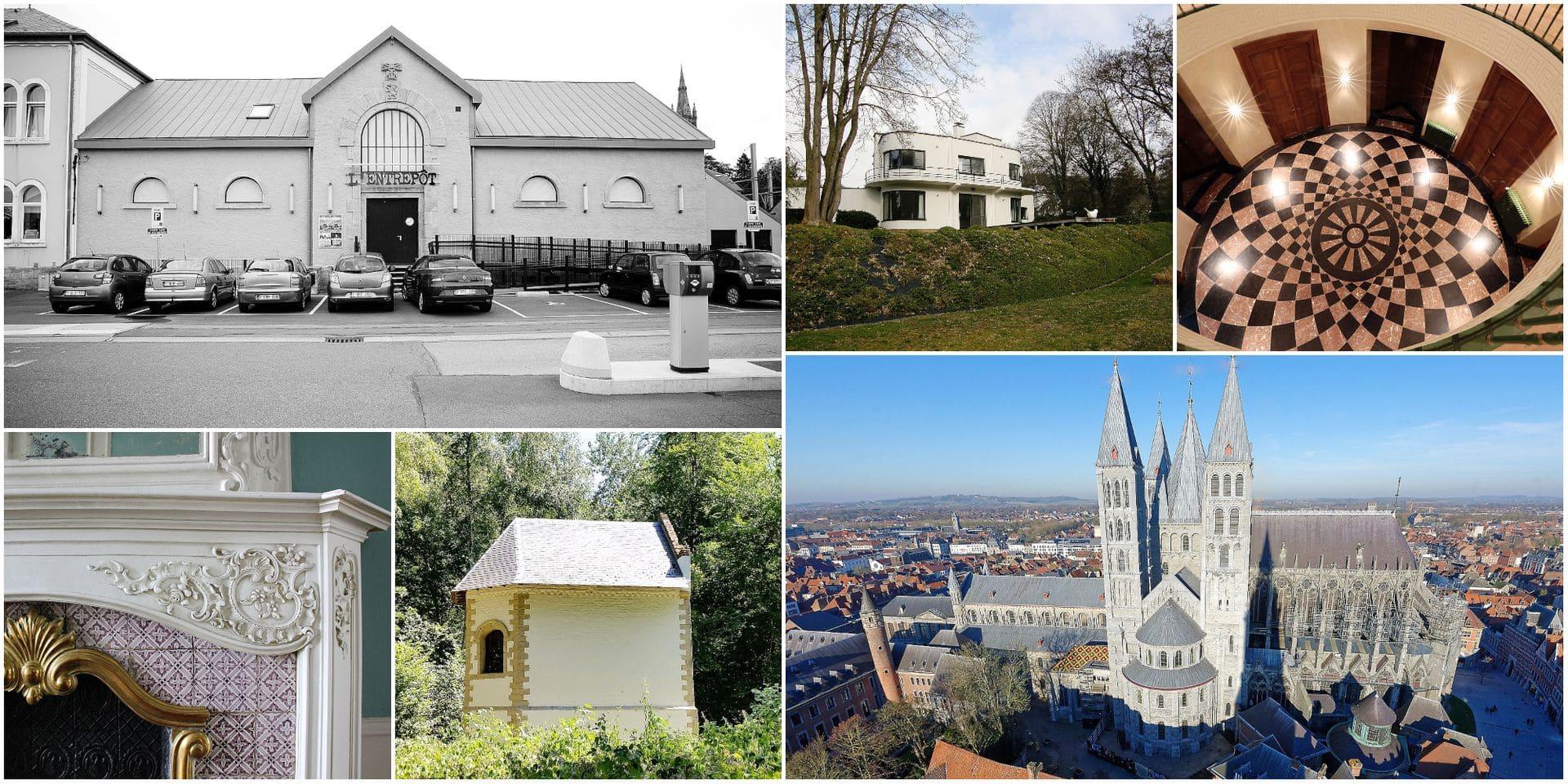 Journées du patrimoine en Wallonie : des inédits sur leur 31
