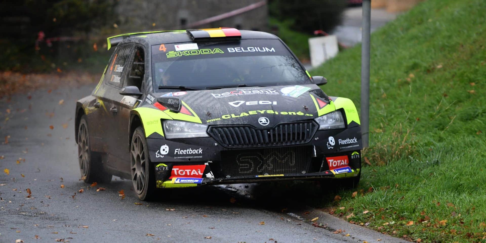 Le Rallye d'Audenarde intègre le BRC 2020, le Condroz sauvé ?