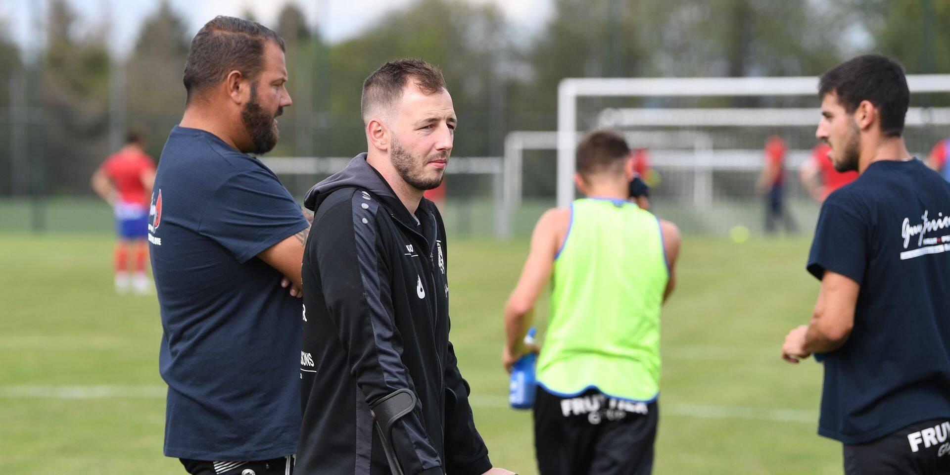 """Marloie peut-il réaliser un petit exploit en Coupe de Belgique? """"La Raal aura du mal à nous bouger"""""""