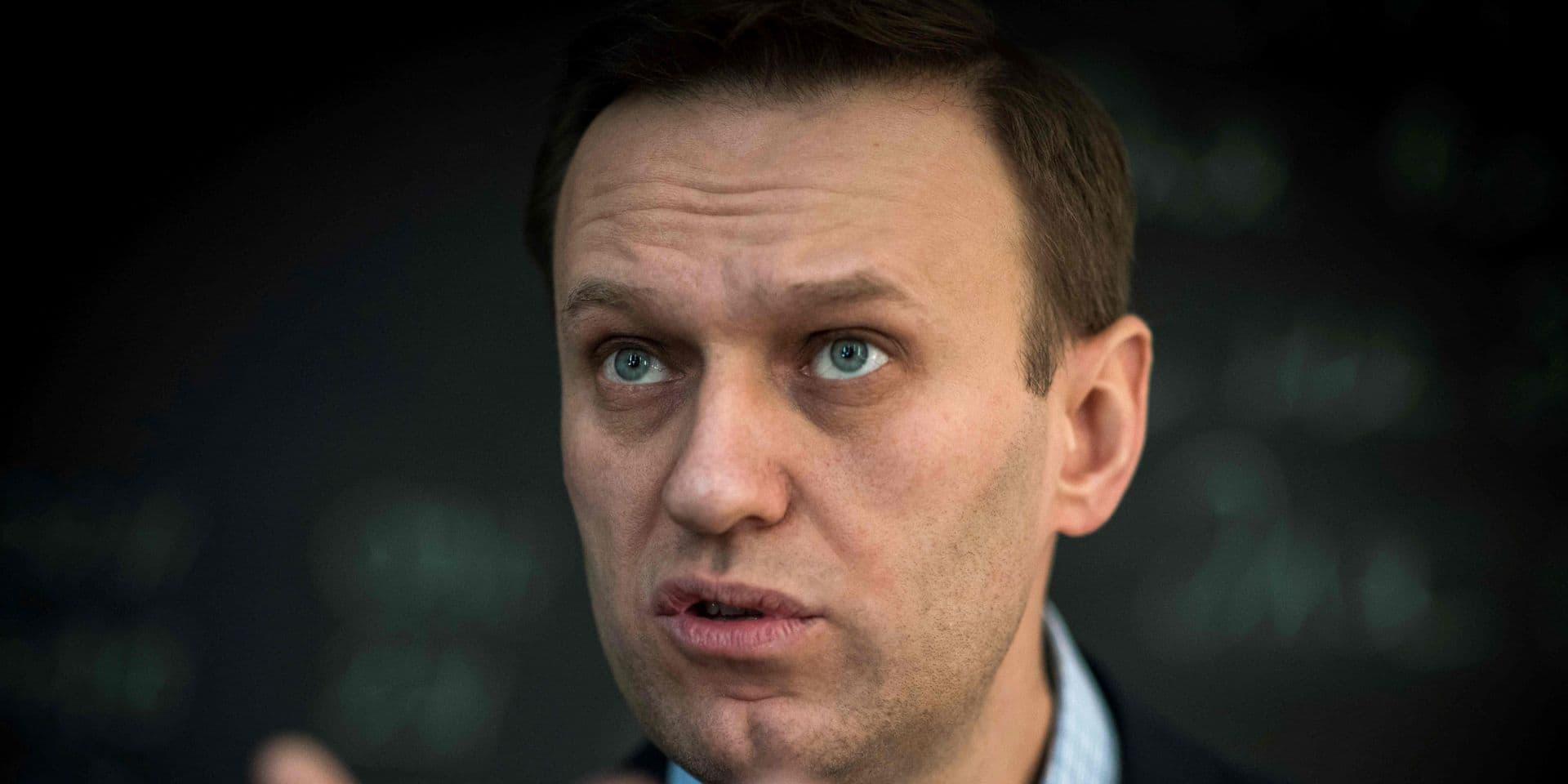 """Selon l'hôpital de Berlin où il est soigné, Alex Navalny présente bien des """"traces d'empoisonnement"""""""