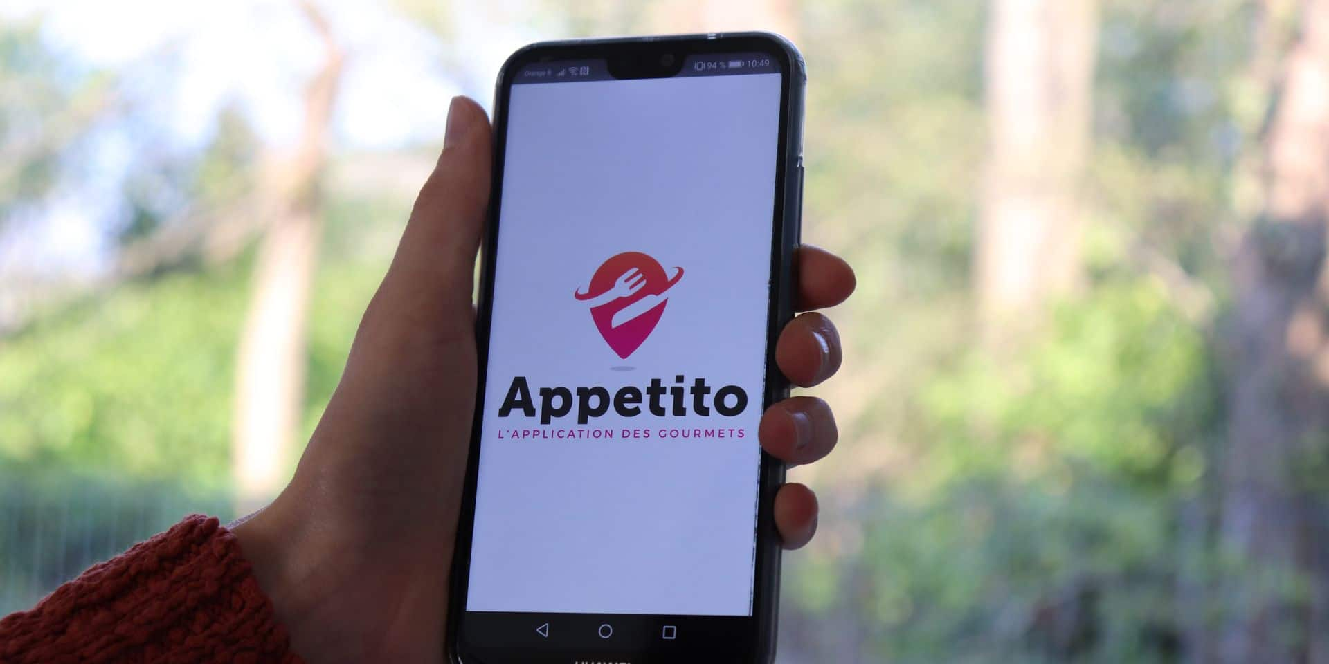 Mons-Borinage: Appetito, une application pour rapprocher les commerces et leurs clients