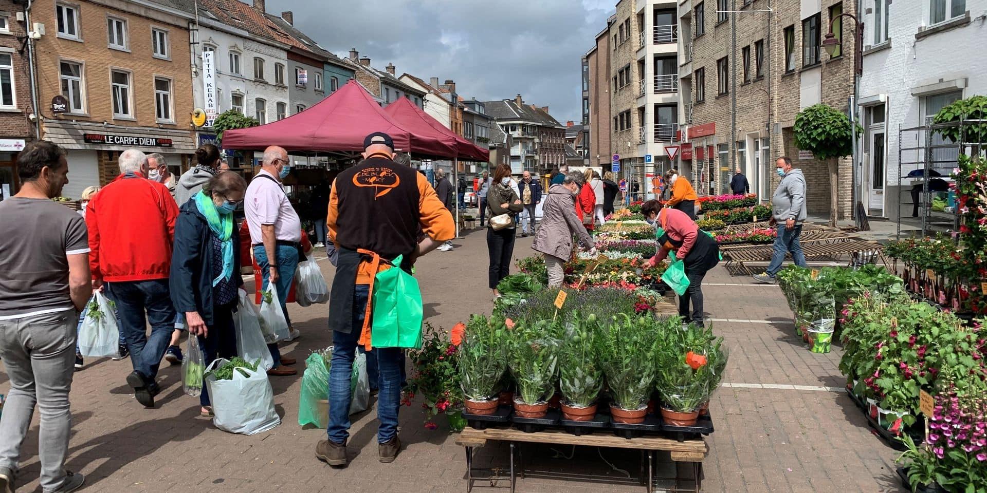 Un premier marché des artisans ce samedi à Nivelles