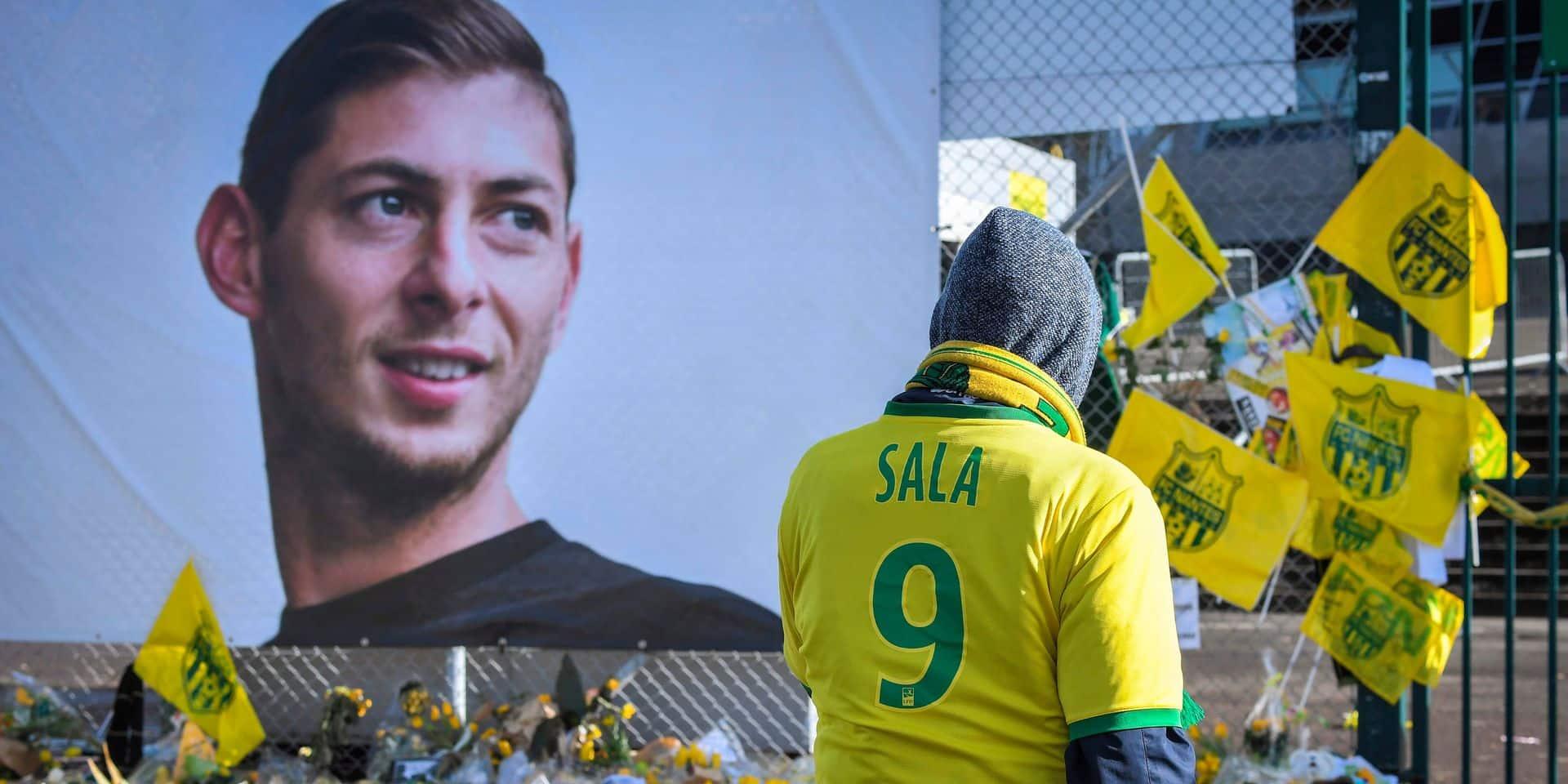 """Emiliano Sala a été """"abandonné"""" par Cardiff City et contraint d'arranger son vol lui-même"""