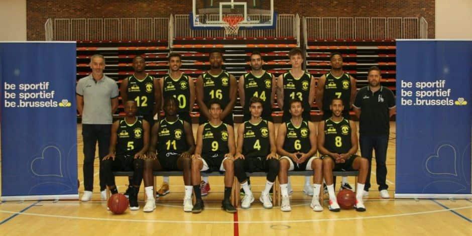 Les dernières news du basket-ball brabançon: Raphael Morini au Royal IV