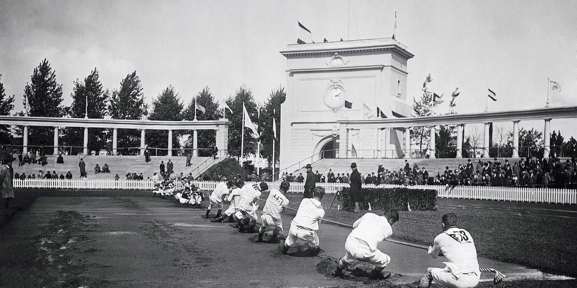 1920 : les Jeux Olympiques de la Paix à Anvers