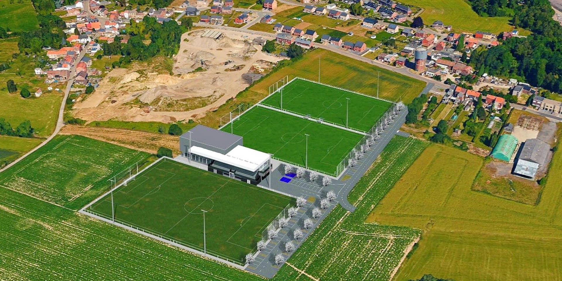 J'aime ma commune / Flémalle : Un pôle football à Mons-Lez-Liège