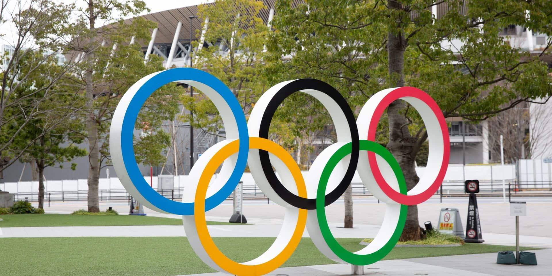 Team Belgium dévoile ses tenues officielles pour les Jeux Olympiques de Tokyo