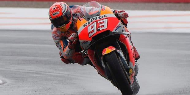 MotoGP: Marc Marquez, triple champion du monde en titre, opéré de l'épaule gauche - La DH