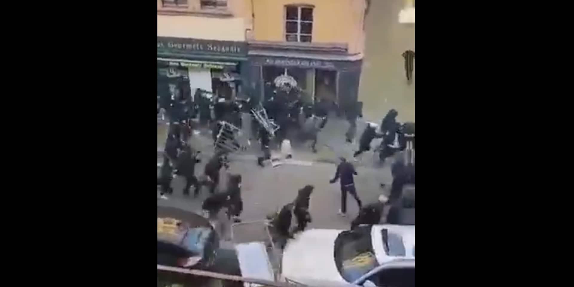 """""""Une centaine de Hollandais ont attaqué 50 Bastiais"""": une gigantesque bagarre éclate avant Sedan - Bastia, six blessés dont un grave (VIDEO)"""