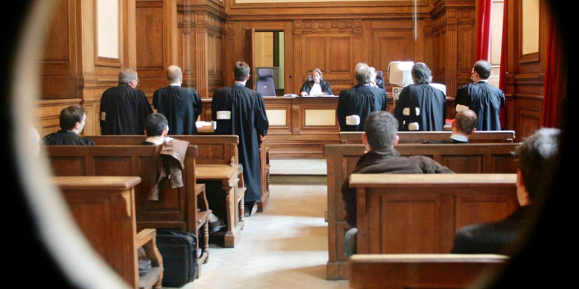 La justice montoise gèle ses activités pour plusieurs semaines