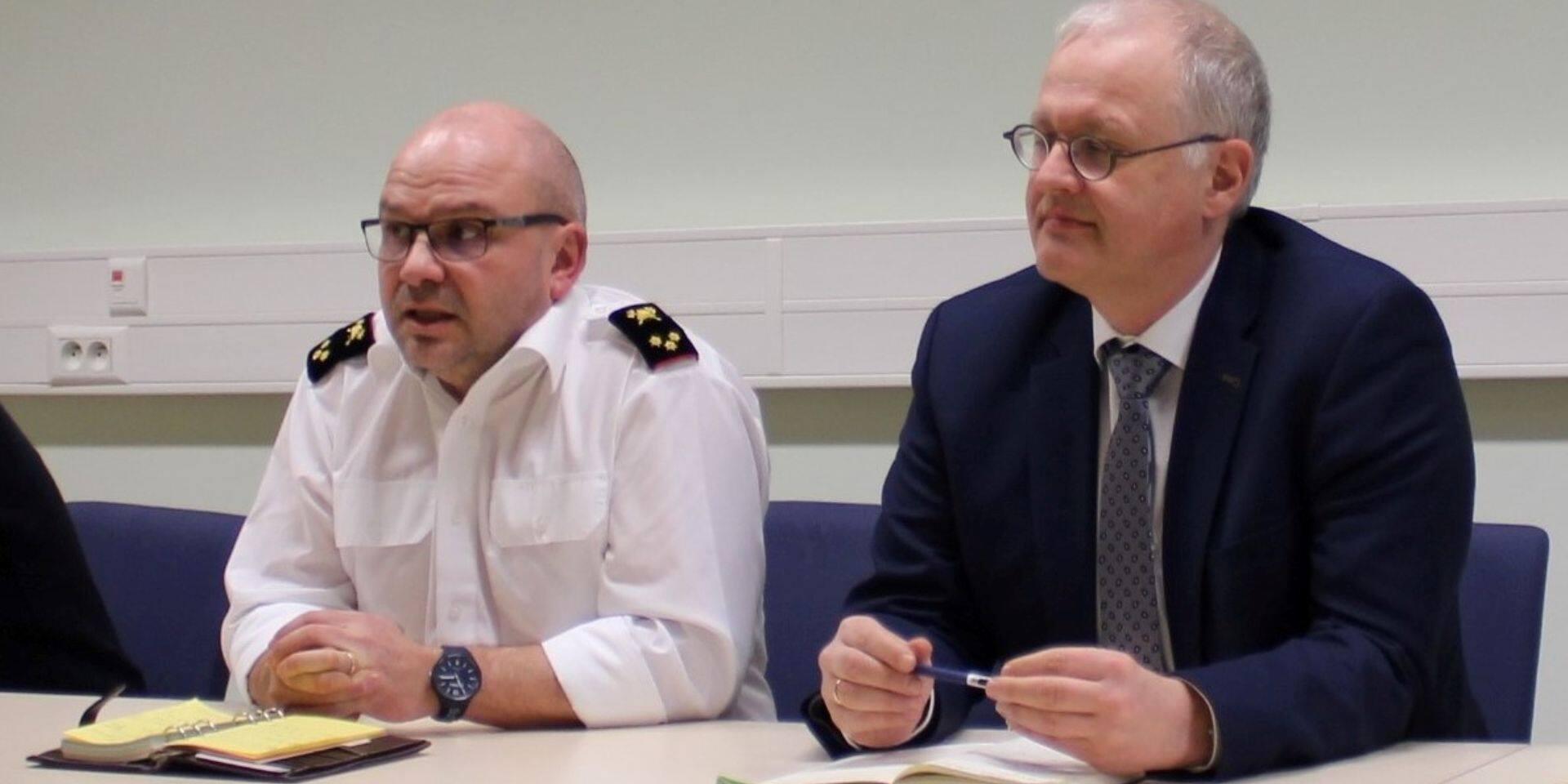 """Coronavirus : """" La zone de secours Luxembourg ne lance pas d'appel aux dons"""""""