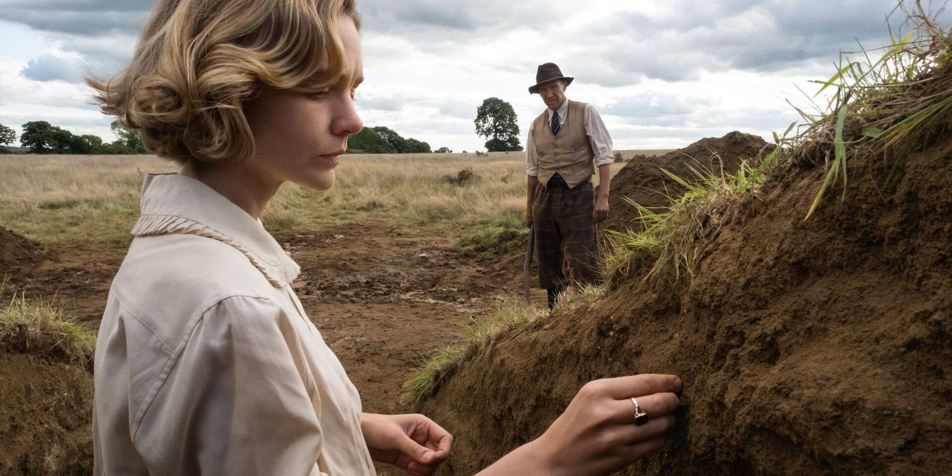 """""""The Dig"""", l'anti-""""Indiana Jones"""" qui fait un malheur sur Netflix"""