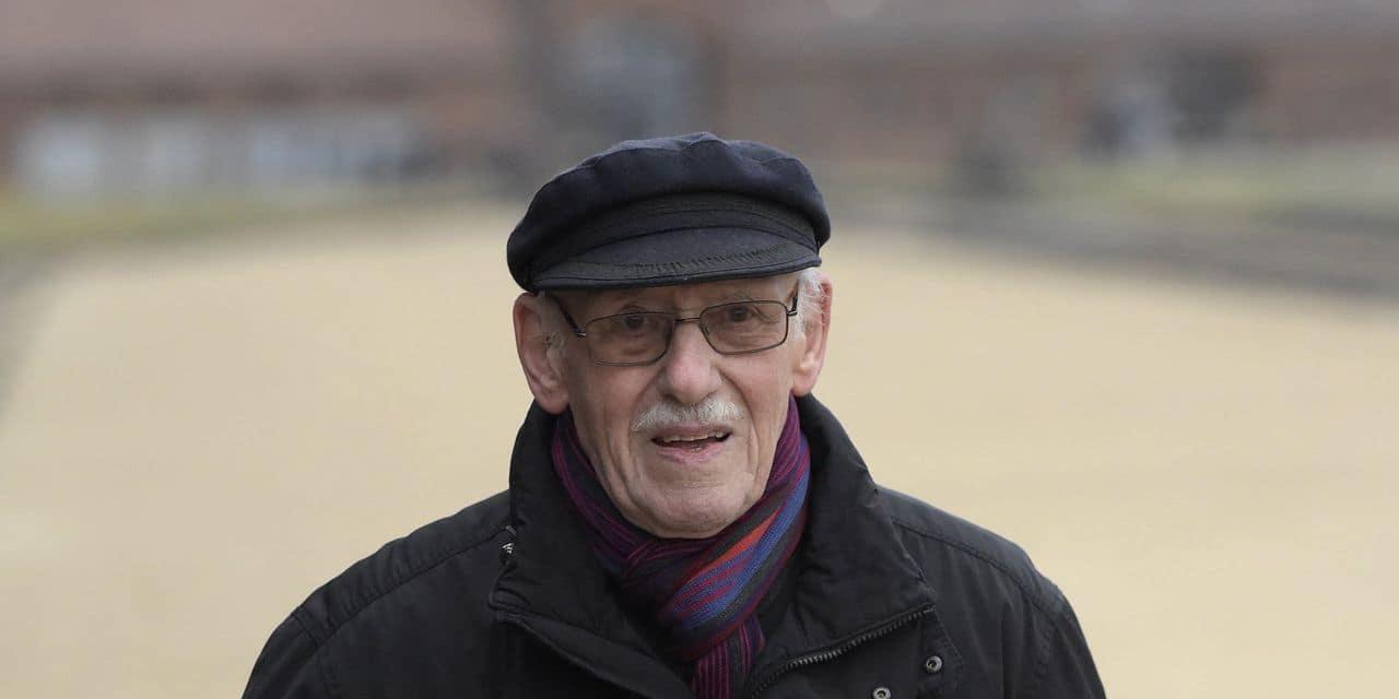 Un Bruxellois rescapé d'Auschwitz témoigne : la vidéo vue 220 000 fois en une semaine !