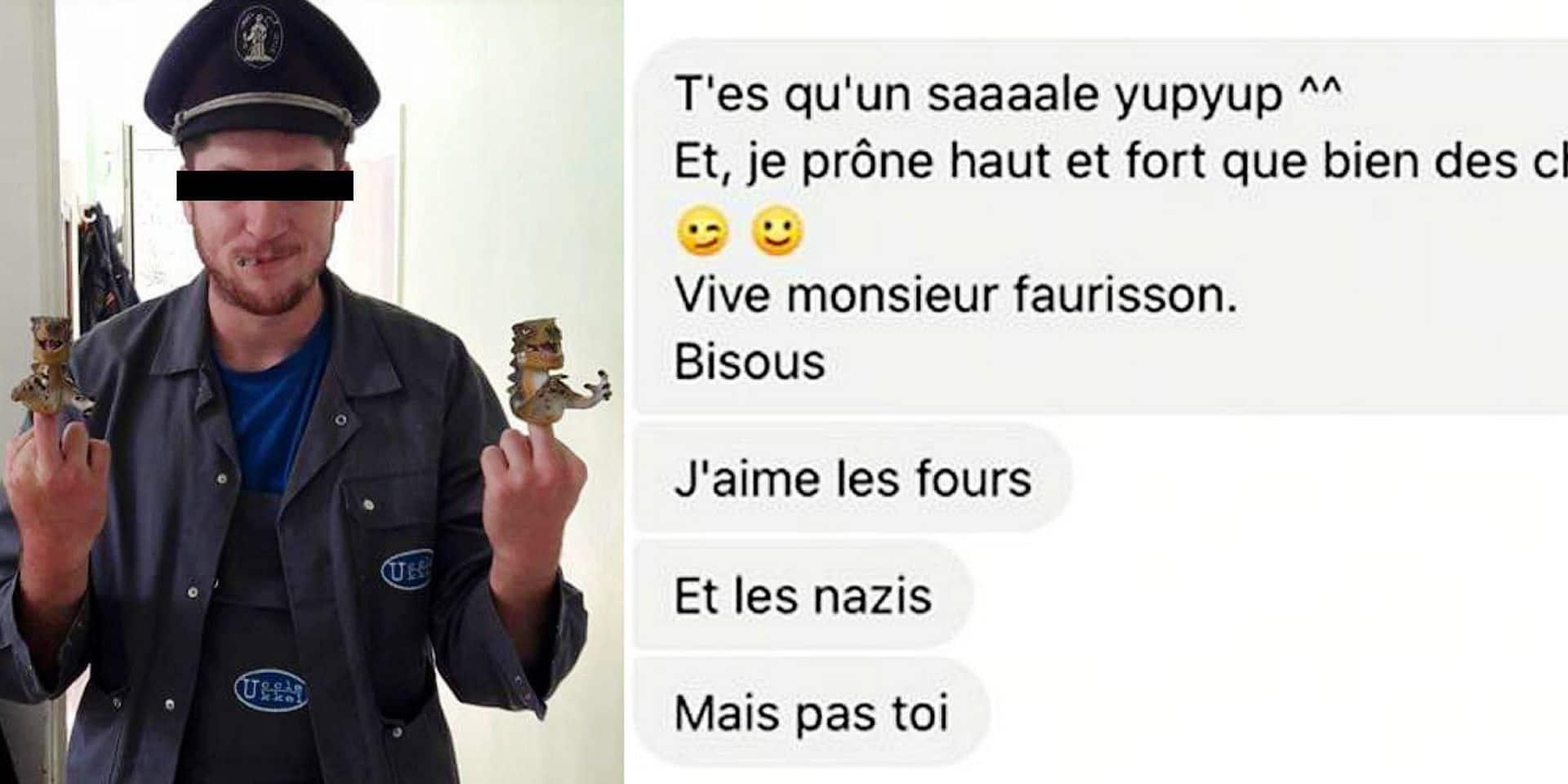"""""""J'aime les fours et les nazis mais pas toi"""": le président de la Ligue belge contre l'antisémitisme insulté après le cortège d'Alost, une enquête ouverte"""