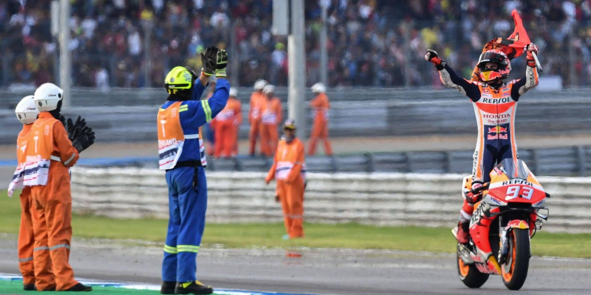 Moto GP: le Grand Prix de Thaïlande reporté au 4 octobre