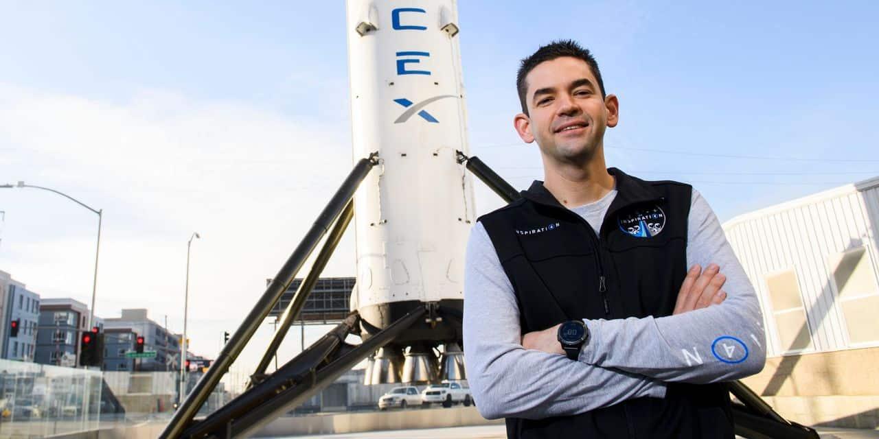 Jared Isaacman, le milliardaire qui rêve de vous envoyer dans l'espace - dh.be