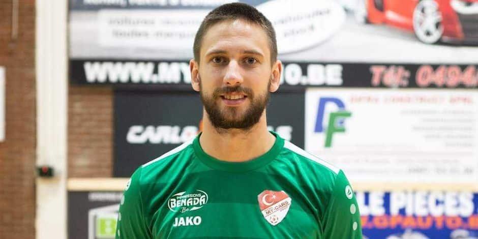 Futsal: Sébastien Deswijsen retrouve un défi au sein de l'élite