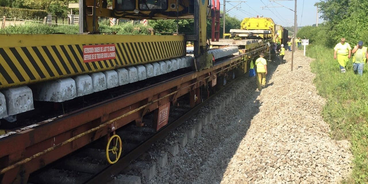 Train en panne sur la ligne 162 : une trentaine de personnes évacuées