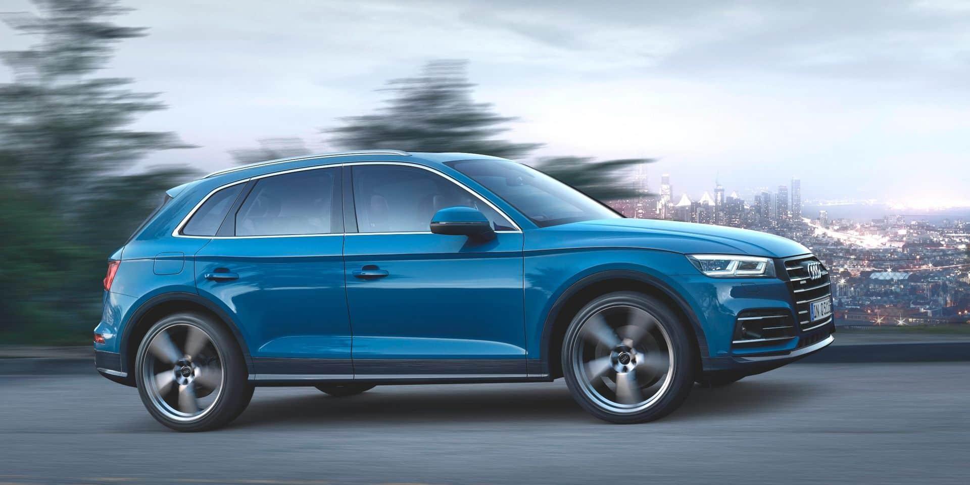 Essai Audi Q5 55 TFSI e quattro : ce SUV consomme (vraiment) moins de 4 l/100 km !