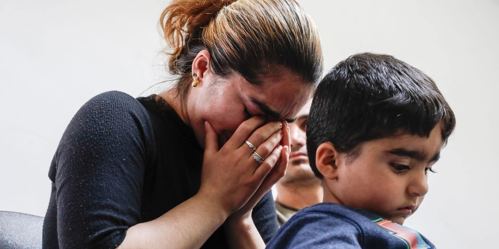 « L'espoir est mort avec Mawda » : ses parents se confient pour la première fois