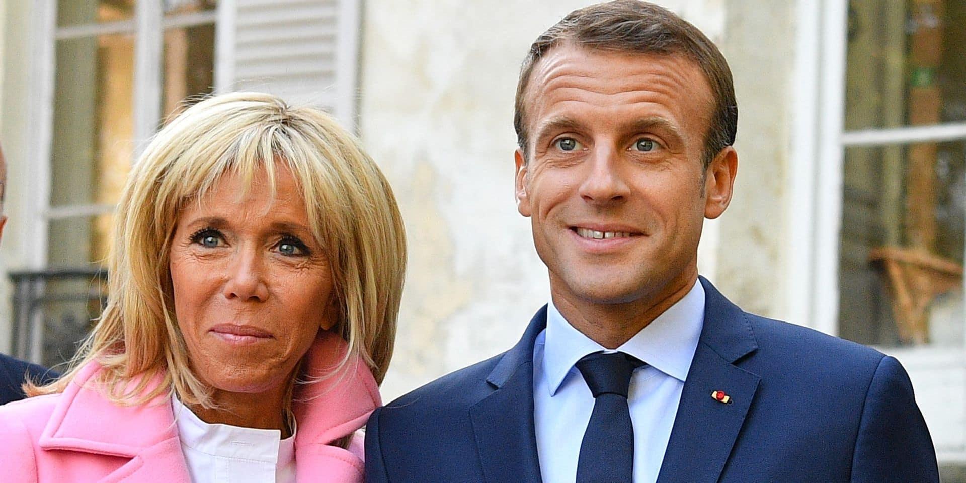 Un député surprend Emmanuel et Brigitte Macron à la plage