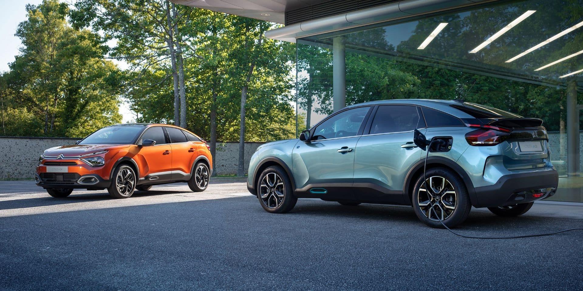 Citroën renoue avec l'audace pour sa nouvelle C4