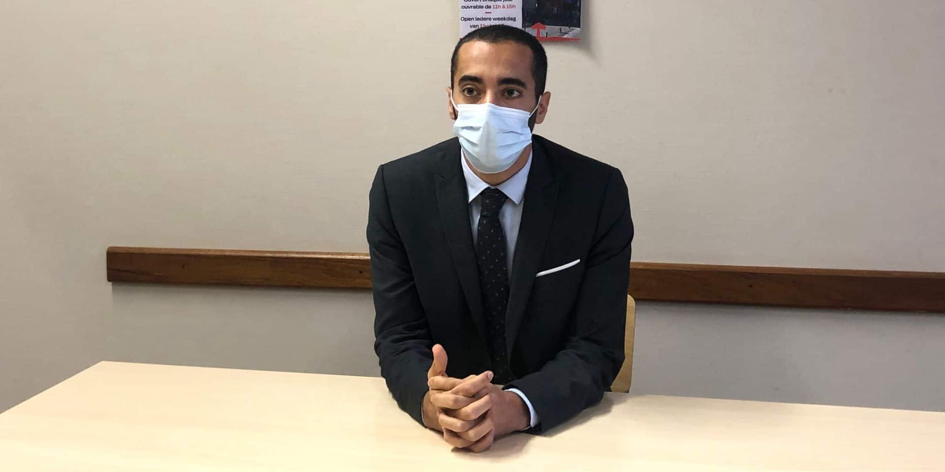 """Grève de la faim des sans-papiers : La santé des grévistes de la fin se détériore, """"pas de solution collective"""", répète Mahdi"""