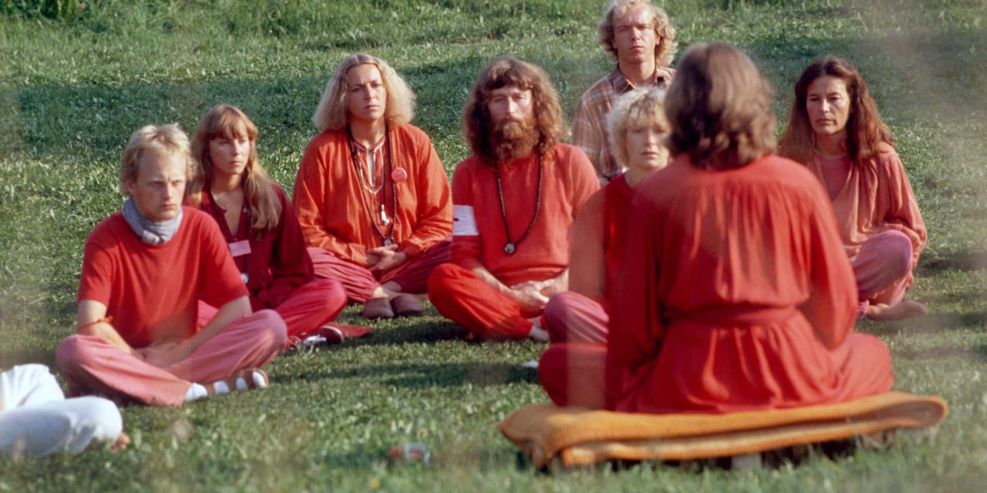 Bhagwan Centre in Bavaria 1981