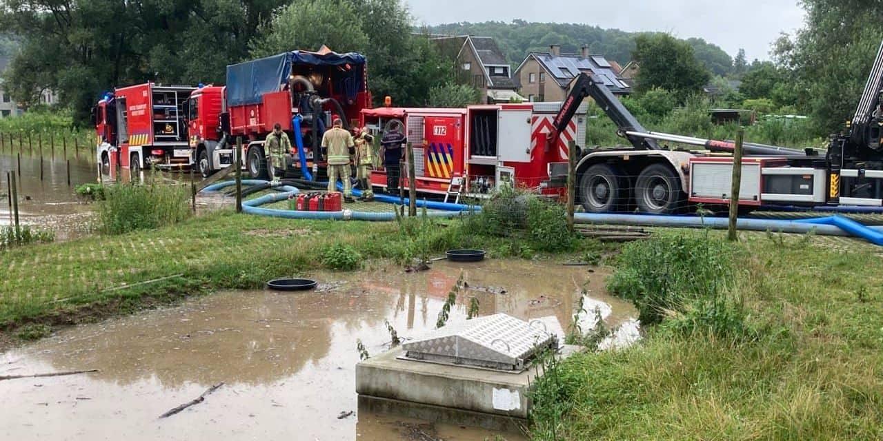 Près de 250 interventions des pompiers à Bruxelles hier jeudi