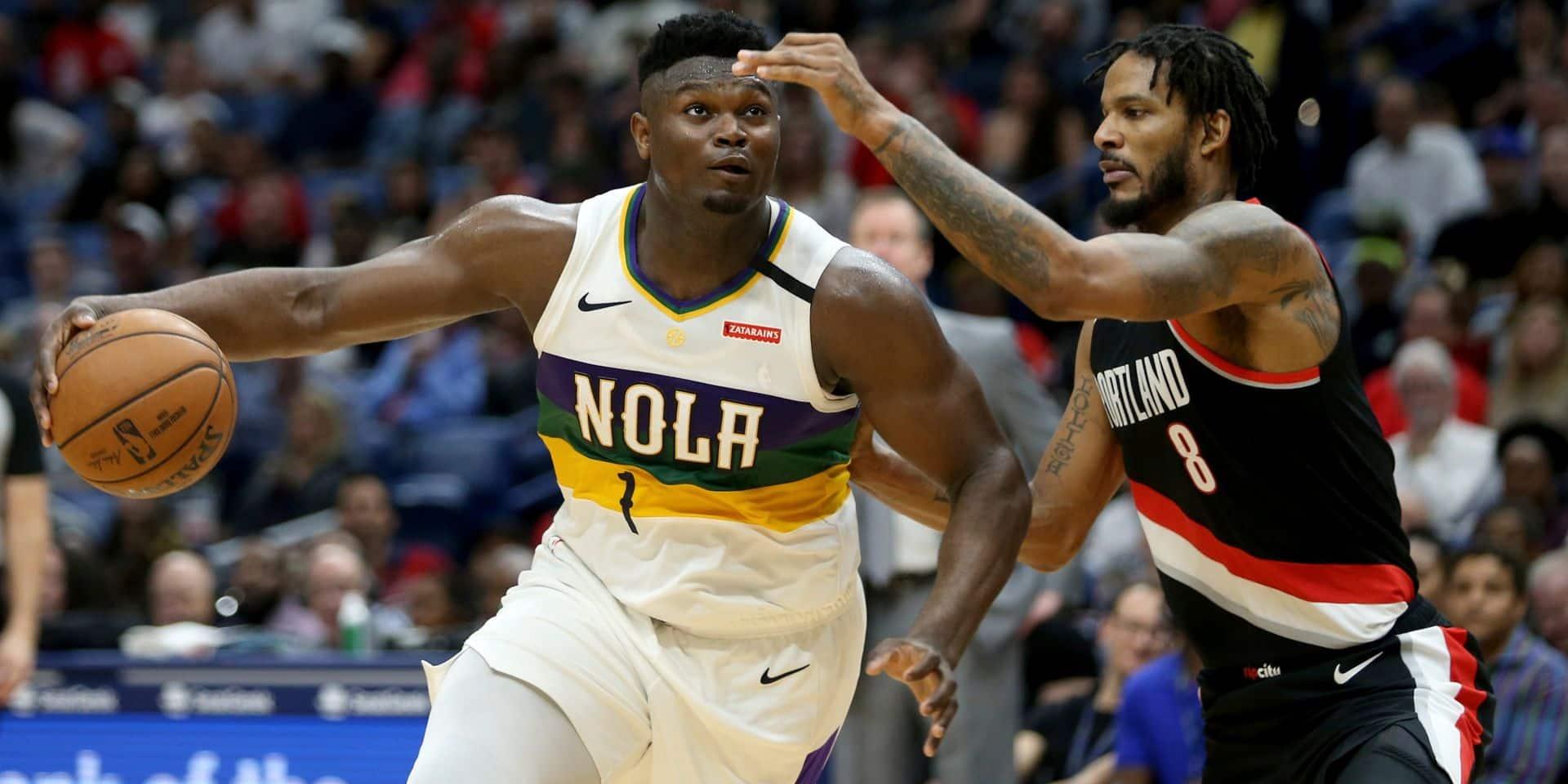 NBA: Williamson écrase Portland, Simmons fait tomber les Clippers
